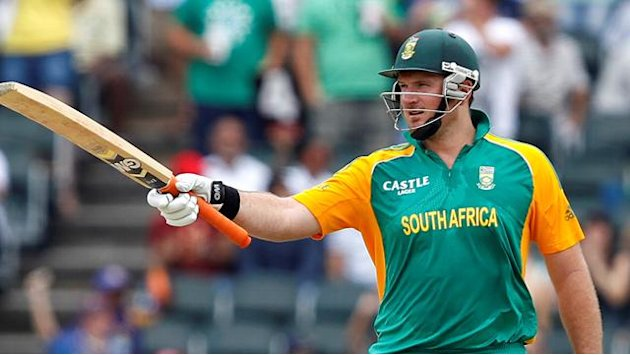 Cricket - South Africa beat New Zealand on final ball