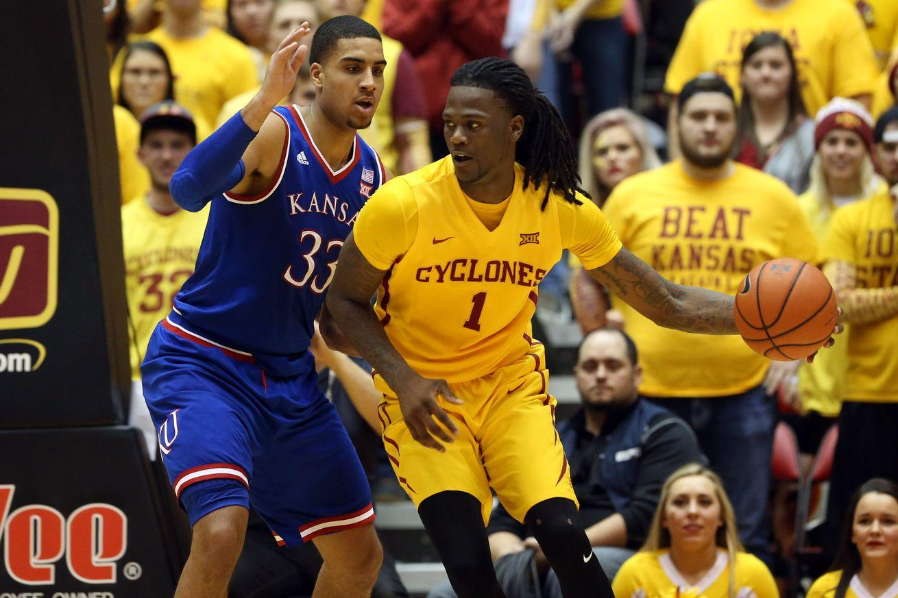Iowa State suspends Jameel McKay indefinitely