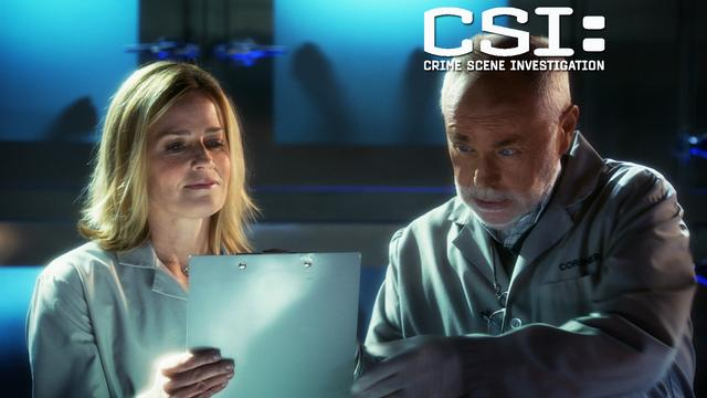 CSI: - Thank You, Thank You Very Much