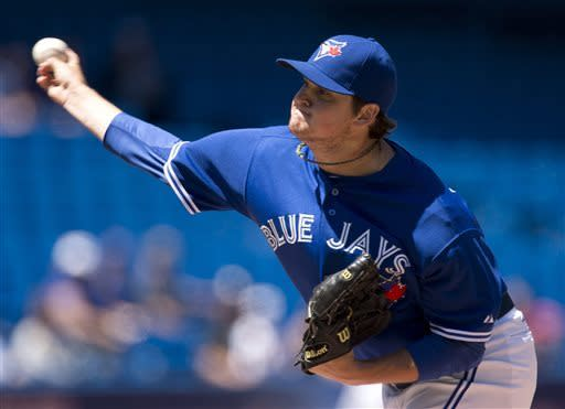 Kawsaki hits game-winning double for Blue Jays