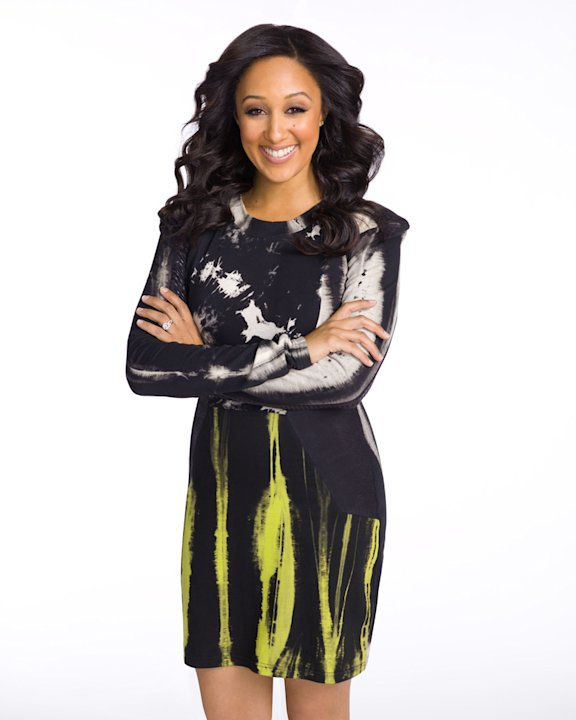 Tamera in &quot;Tia &amp; Tamera.&quot; 