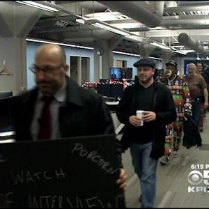 KPIX 5's Mike Sugerman Recruits Moviegoers To Screen 'The Interview'