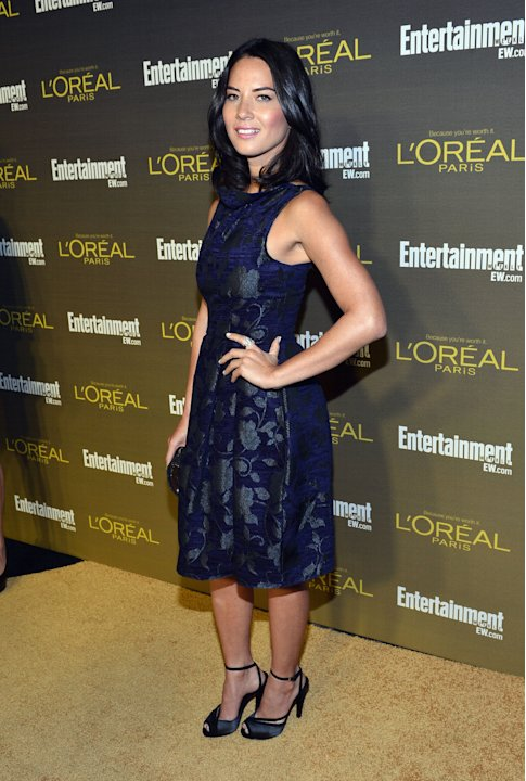 The 2012 Entertainment Weekly Pre-Emmy Party Presented By L&amp;#39;Oreal Paris - Red Carpet