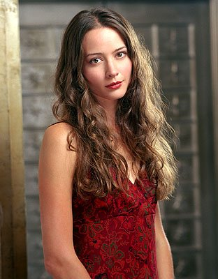 Amy Acker as Winifred &quot;Fred&quot; Burkle in WB's Angel