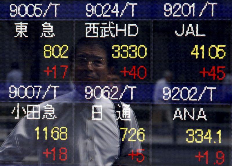 Asian shares turn higher as China rallies, dollar up