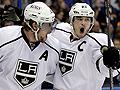 Forwards pushing Kings to playoff success