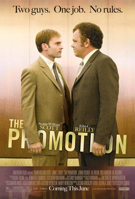 Seann William Scott and John C. Reilly star in The Weinstein Company's The Promotion