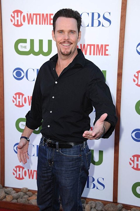 Kevin Dillon CBS Press Tour