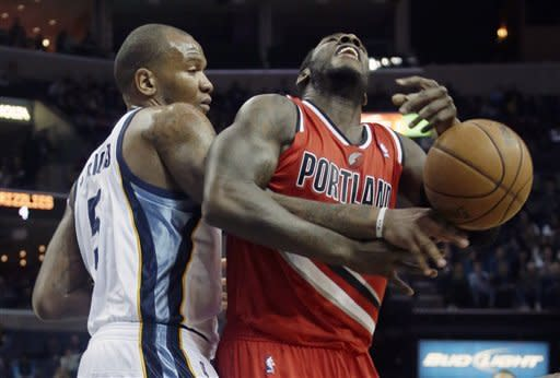 Matthews scores 21 to lead Blazers past Grizzlies