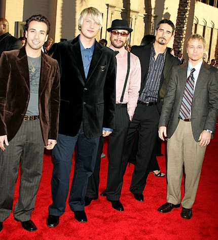 Backstreet Boys Recording Fifth Album as a Quintet, Living Together in London