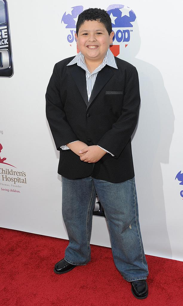The Empire Strikes Back 30th Anniversary Charity Screening Event 2010 Rico Rodriguez