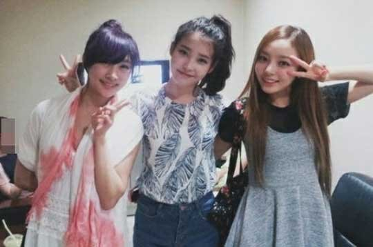 IU, Karas Goo Hara and Nicole Prove Theyre Actually BFFs