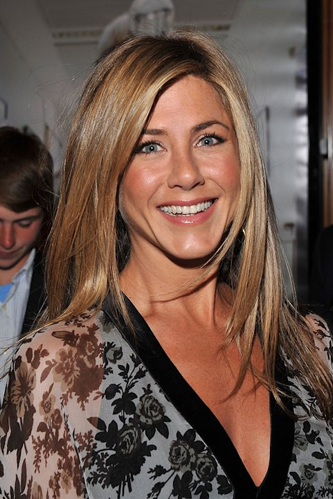 Reel Moments 2008 Jennifer Aniston