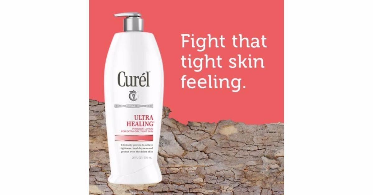 Serious Relief from that Dry, Tight Skin Feeling