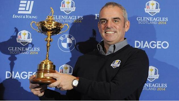 Ryder Cup - McGinley picks Torrance and Smyth as deputies