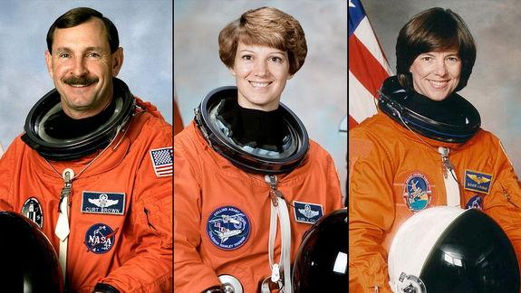 Astronaut Hall of Fame to Add 3 Shuttle Veterans in April