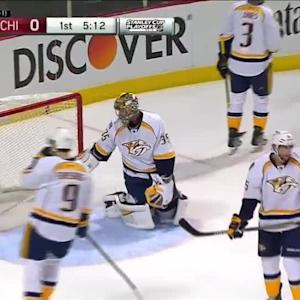 Nashville Predators at Chicago Blackhawks - 04/19/2015