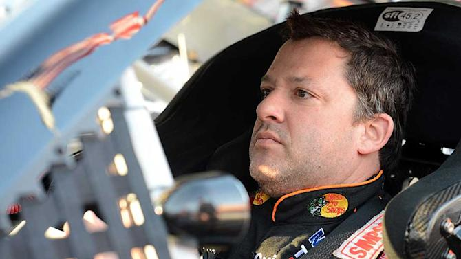 Stewart stays positive heading to Fontana