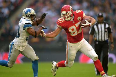 Travis Kelce suddenly questionable, fantasy status uncertain