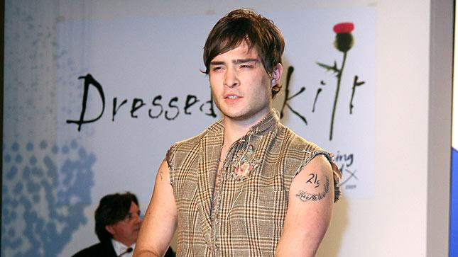 Westwick Ed Dressed To Kilt