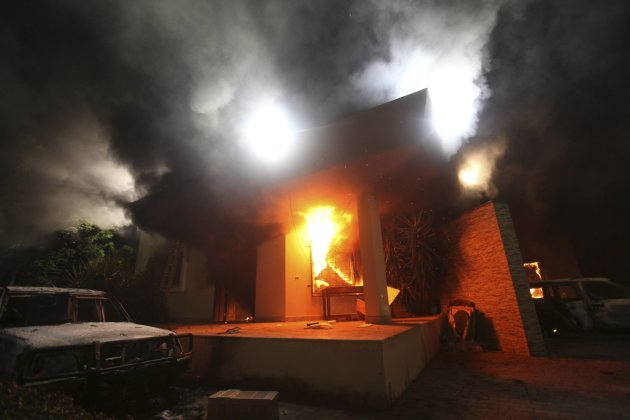 State Dept Security Chief Resigns After Benghazi