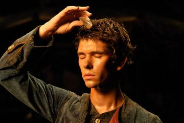 Ben Whishaw in Dreamworks' Perfume: The Story of a Murderer