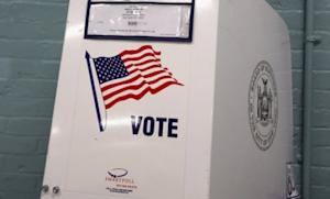 President Obama, who voted early, will spend Election Day in Chicago, while Mitt Romney will visit Ohio and Pennsylvania after voting in Boston.