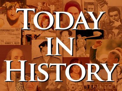 Today in History for Sunday, November 11th