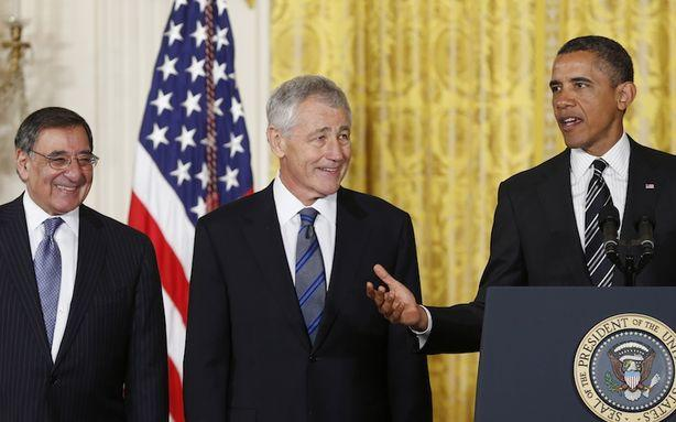 Israel Is OK with Hagel as Secretary of Defense