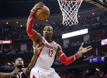 NBA: Playoffs-Portland Trail Blazers at Houston Rockets