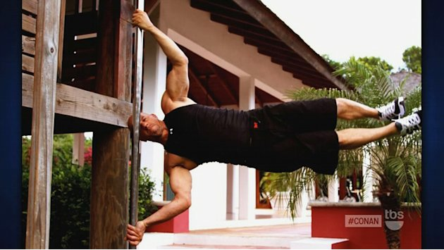 Vin Diesel reveals his workout …