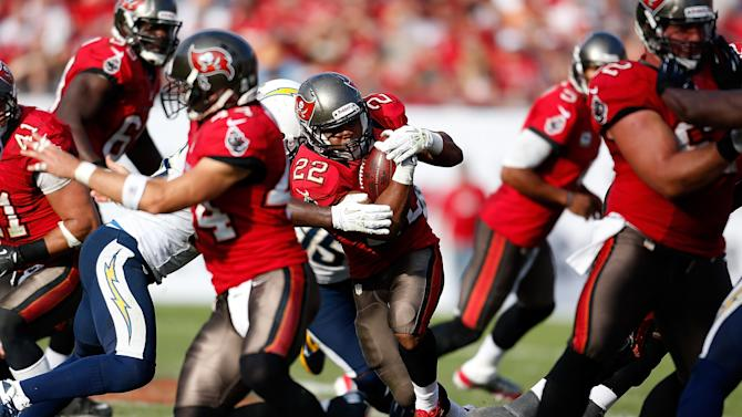 San Diego Chargers v Tampa Bay Buccaneers