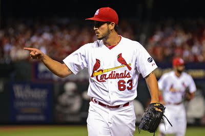 Say hey, baseball: Cardinals first to 20 wins, NL Central lags behind