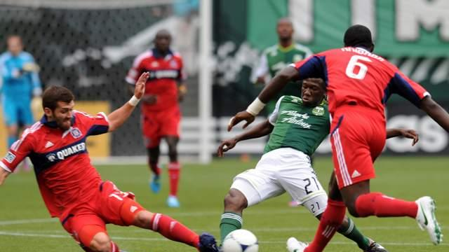 MLS Preview: Portland Timbers - Chicago Fire