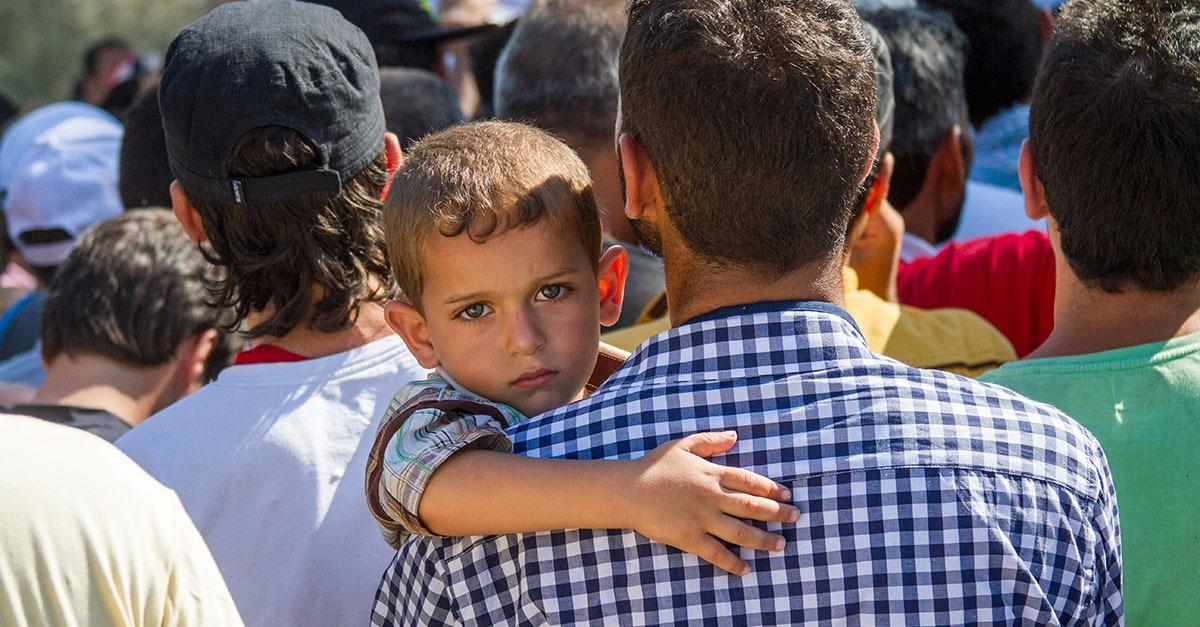IRC Aid Workers Bring Hope to Weary Refugees