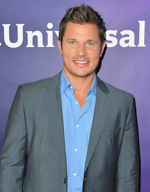 Nick Lachey Loves Smelling His Newborn Son Camden