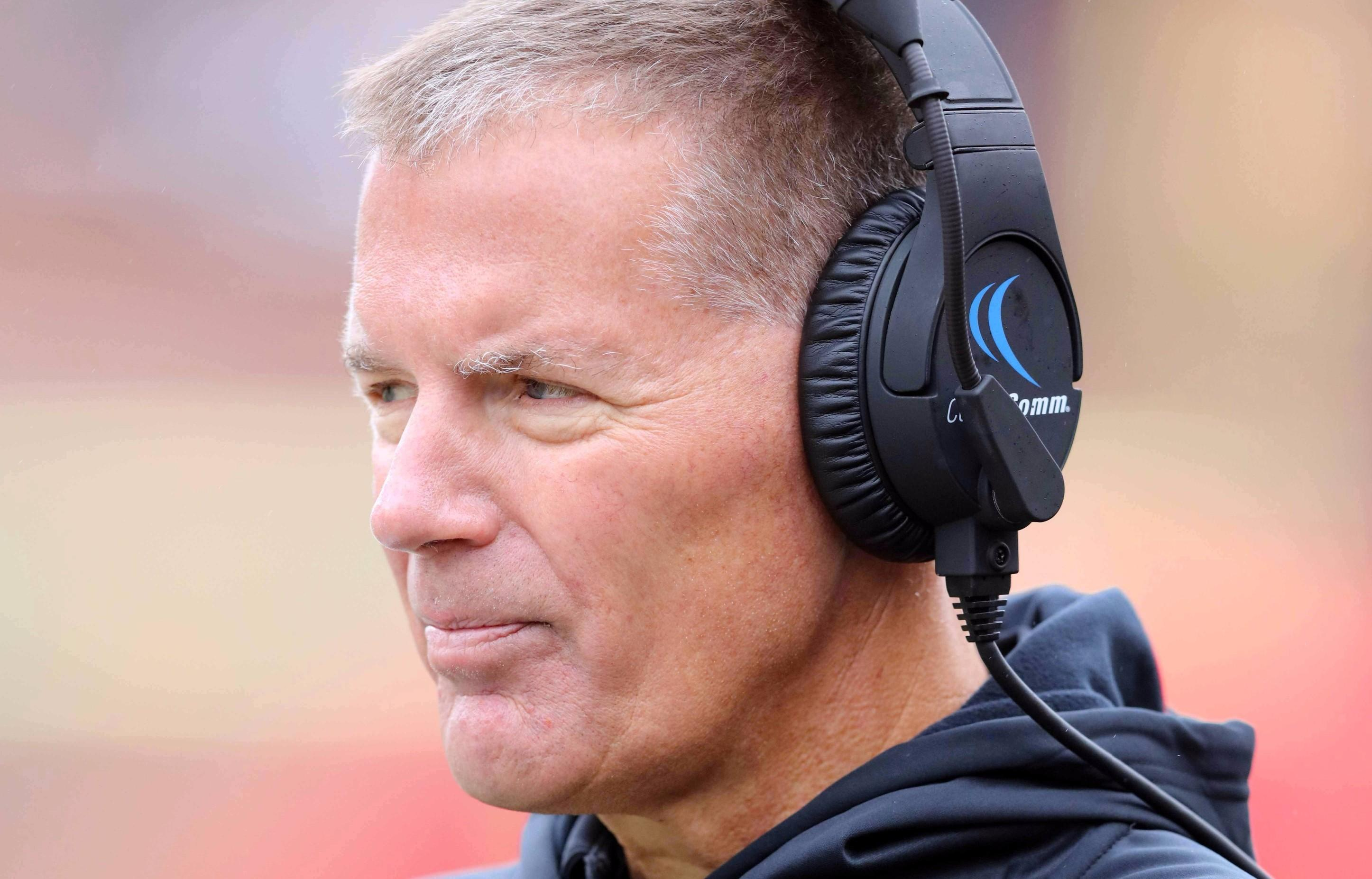 Randy Edsall responds to report of imminent firing