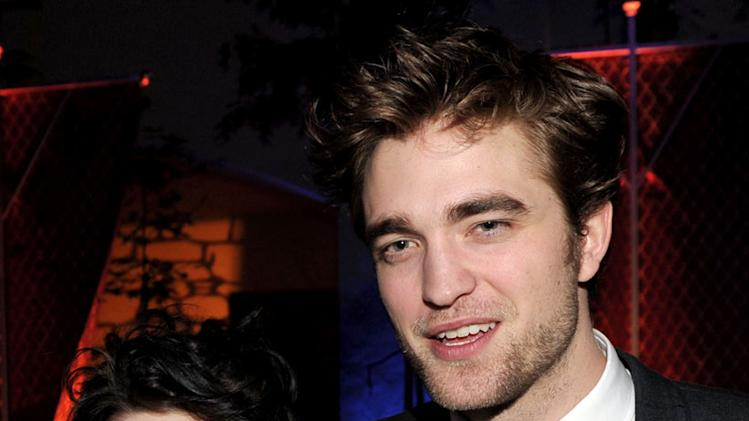 Stewart Pattinson New Moon Pr