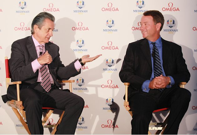 Ryder Cup Captain Davis Love III Named OMEGA Golf Ambassador