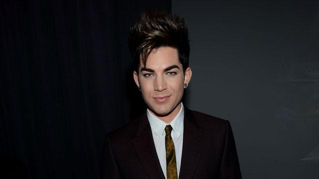 Adam Lambert to Join 'Glee'