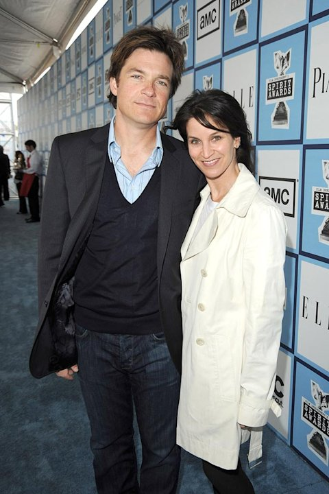 Independent Spirit Awards 2008 Jason Bateman Amanda Anka