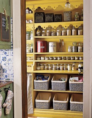 5 Ways to Organize Your Kitchen Pantry | At Home - Yahoo Shine
