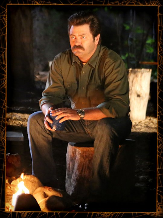 Ron Swanson from Parks and …