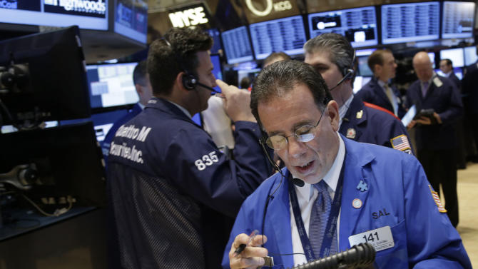 S&P 500 starts 2014 with a 2-day decline