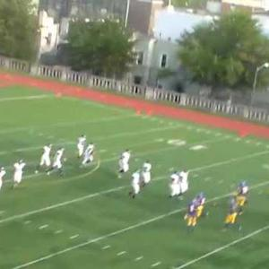 Marquise Mallory 90yrds
