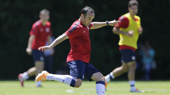 Donovan: US never this experienced before Cup