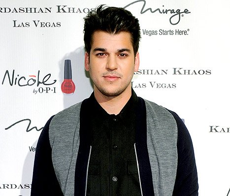 Rob Kardashian: 25 Things You Don&#39;t Know About Me