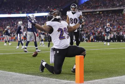 The Ravens don't want Justin Forsett to be another one-hit wonder running back