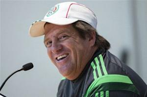 Tom Marshall: Herrera at right place at right time for Mexico job