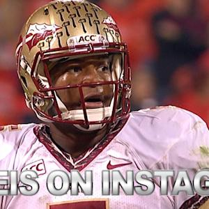 Jameis Winston Shares Life Advice With Students